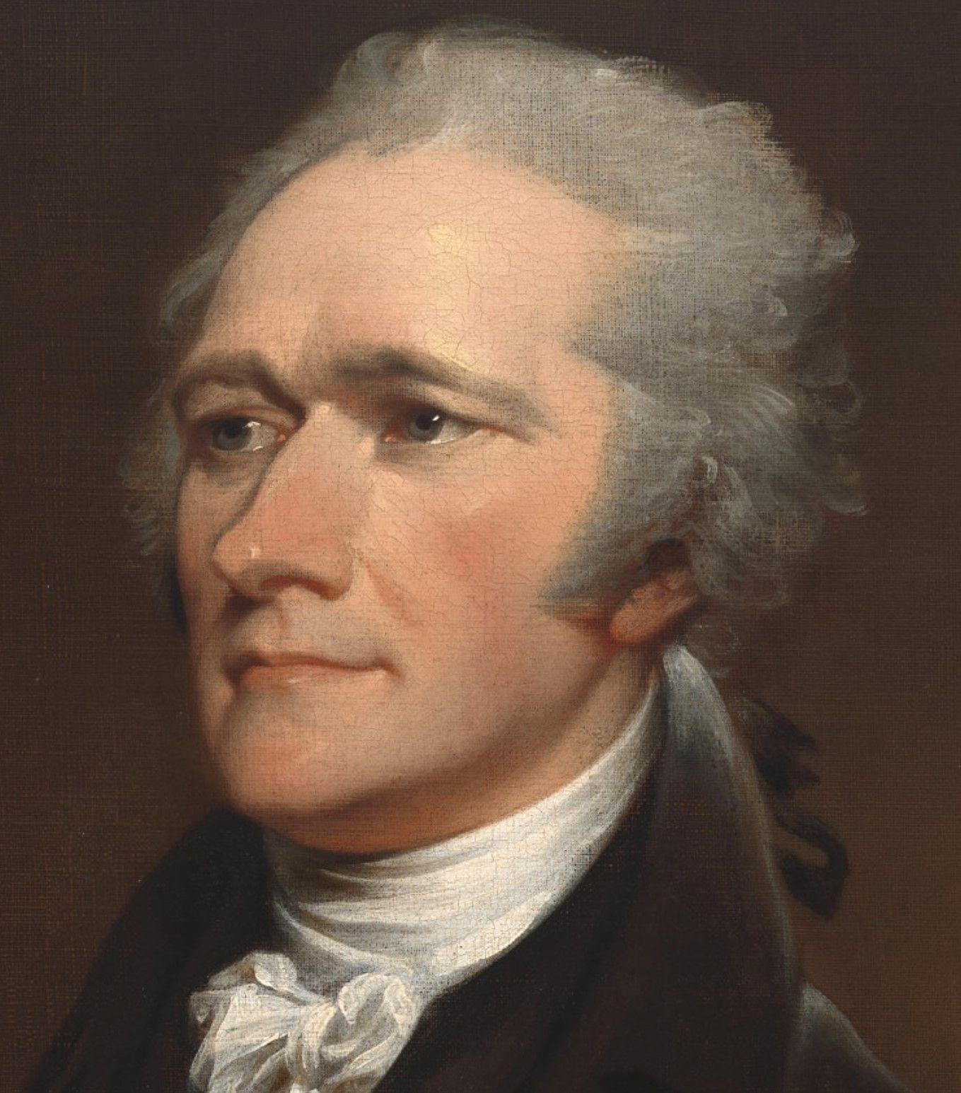 Hamilton Needed a Weekend