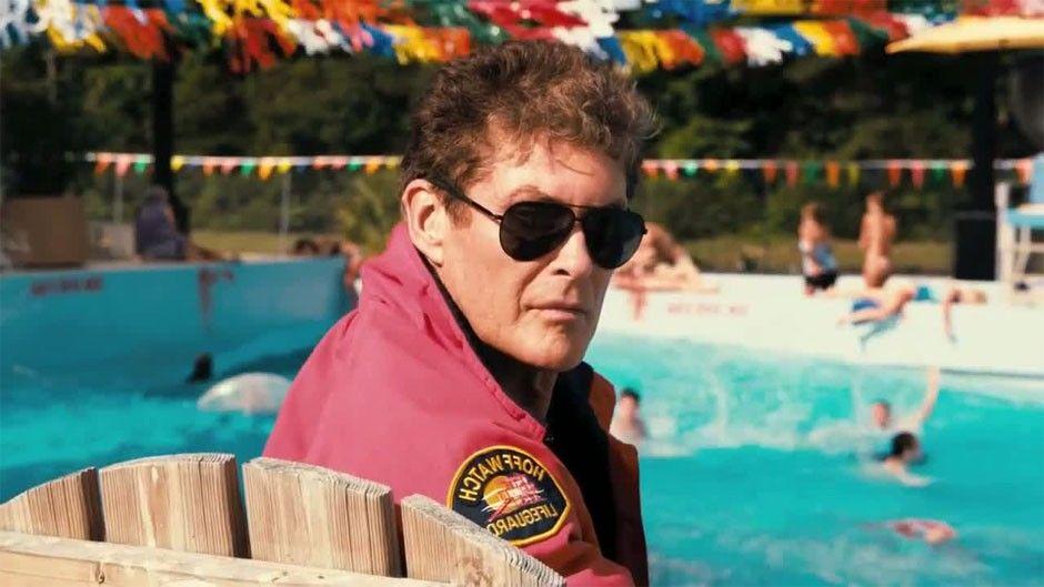 Photo: David Hasselhoff in Piranha 3DD / The Weinstein Company (2010)
