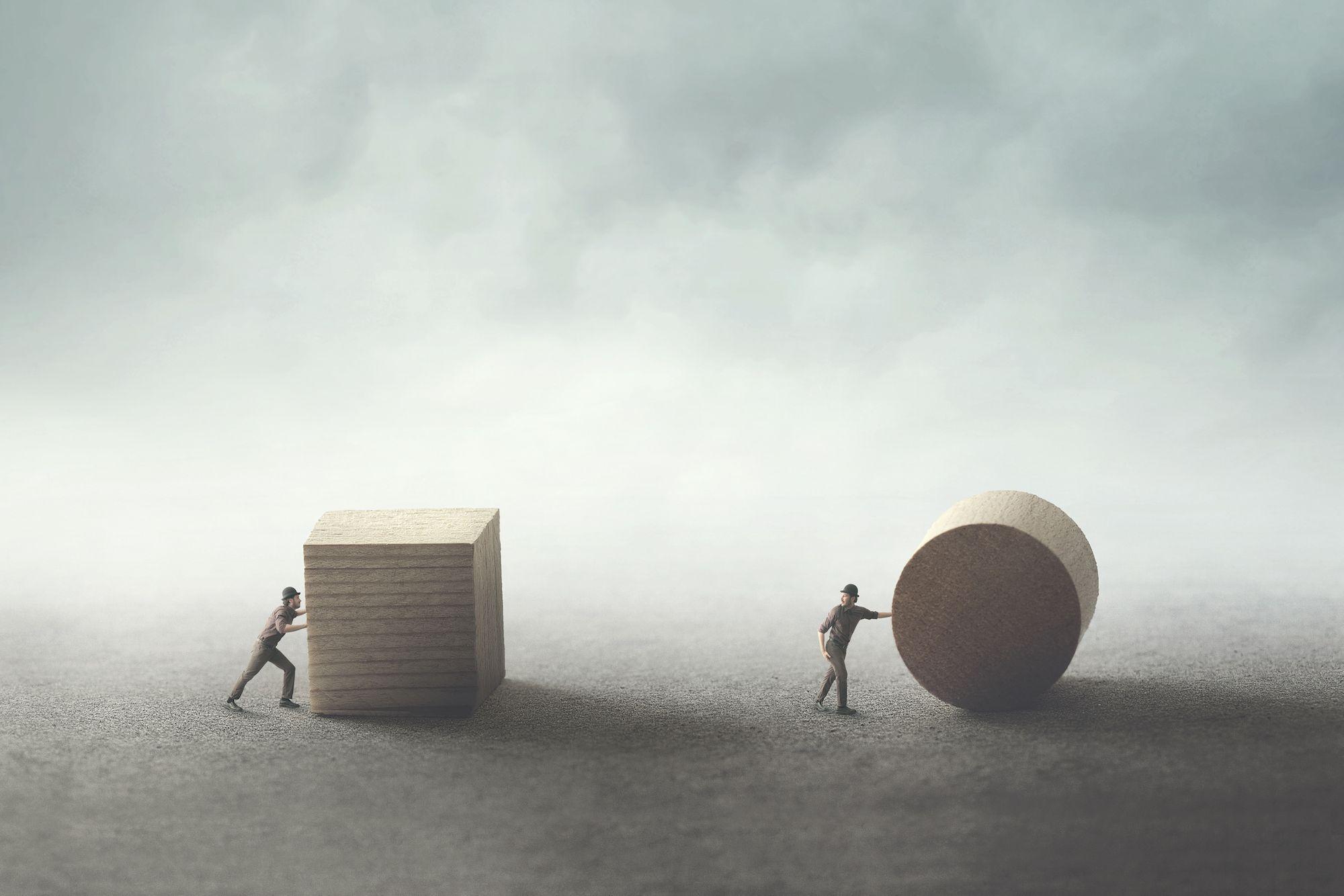 How I Overcome Writer's Block