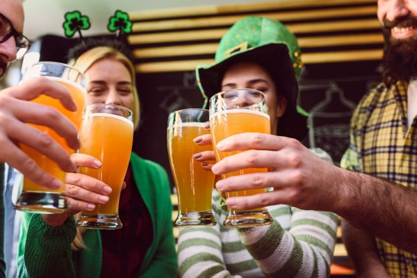 Why St. Patrick's Day Partying is Amateur Night